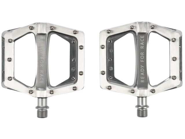 Cube RFR Flat CMPT Pedale grey